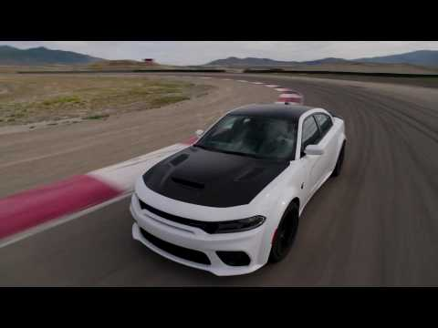 2021 Dodge Charger SRT Hellcat Redeye Driving Video