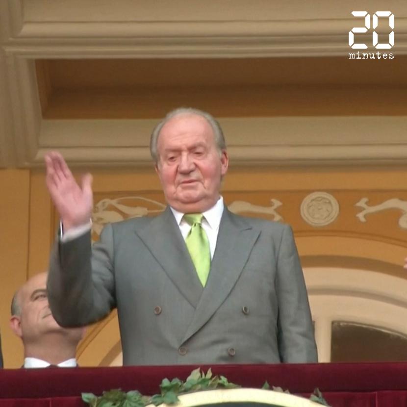 Espagne : L'ex-roi Juan Carlos, soupçonné de corruption, prend le chemin de l'exil