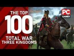 The Top 100 Showcase: Total War: Three Kingdoms   PC Gamer