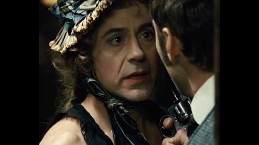 Sherlock Holmes 2 : Jeu d'ombres - Extrait 5 - VF - (2011)