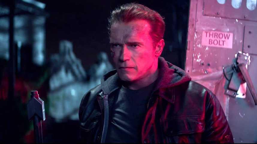 Terminator Genisys - Extrait 9 - VO - (2015)
