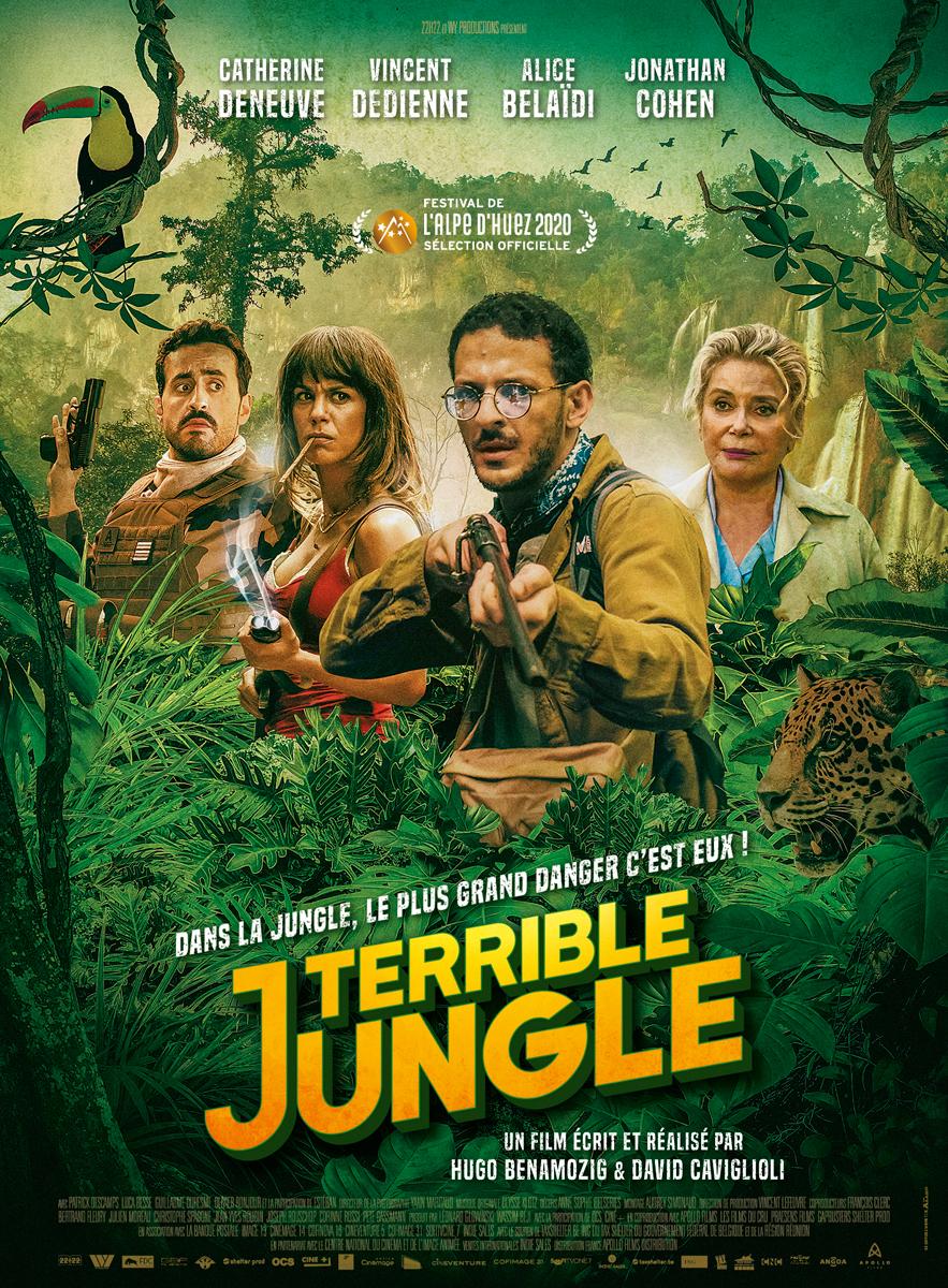 Bande-annonce du film Terrible jungle