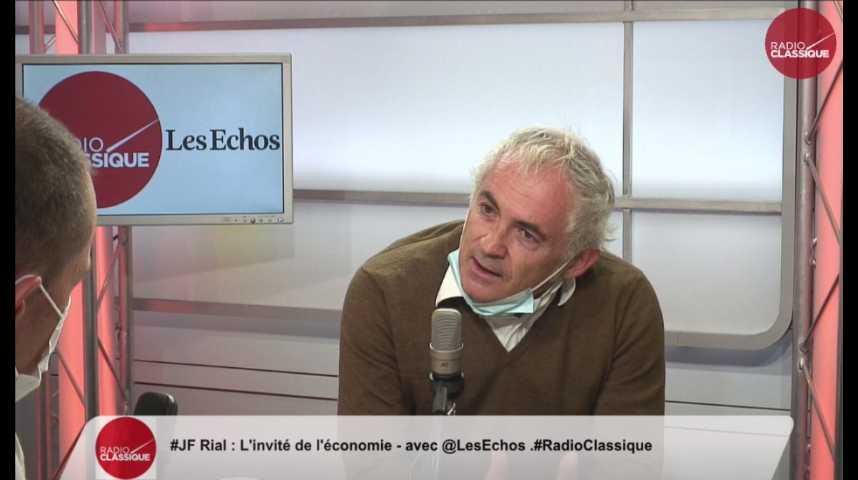 """Illustration pour la vidéo Voyageurs du monde : """"On tourne à 10 % de notre activité"""", selon Jean-François Rial (PDG)"""