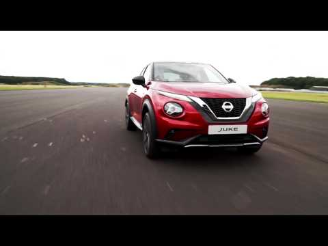 New Nissan JUKE Driving Video
