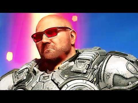 "GEARS 5 ""Batista"" Gameplay Trailer (2019) Xbox One / PC"