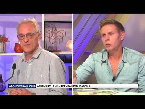 Wéo Football club du 16 septembre: l'actualité de l'Amiens SC et du FC Chambly