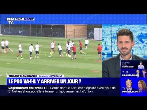 Ligue des champions : le PSG va-t-il y arriver un jour ? (1/3) - 18/09