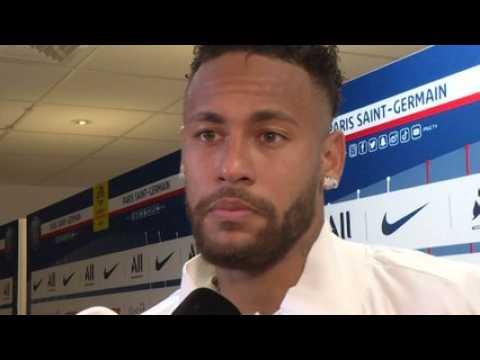 Neymar : «Je jouerai toujours comme si je jouais à la maison»