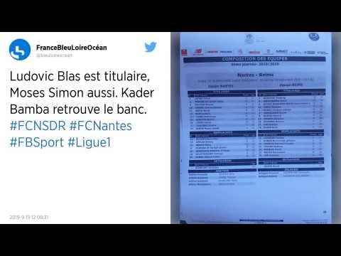 FC Nantes : Ludovic Blas, une première timide à la Beaujoire