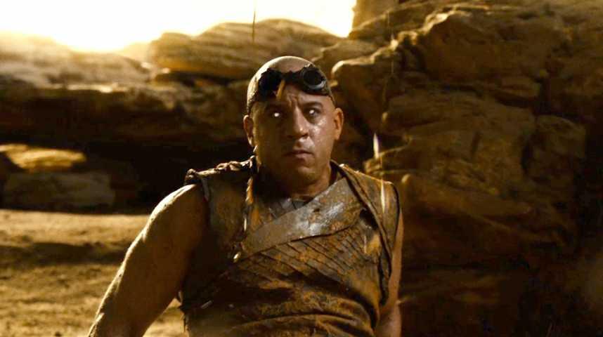 Riddick - Extrait 15 - VF - (2013)