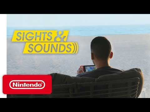 An Unforgettable Summer with Super Mario Maker 2 - Sights & Sounds