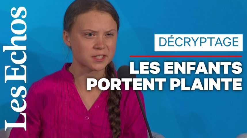 Illustration pour la vidéo Pourquoi Greta Thunberg ne s'attaque pas aux plus gros pollueurs de la planète ?