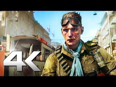"BATTLEFIELD 5 ""Operation Underground Map"" 4K Gameplay Trailer (2019) PS4 / Xbox One / PC"