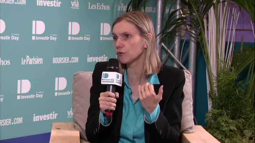 Illustration pour la vidéo Agnès PANNIER-RUNACHER, Secrétaire d'Etat auprès du Ministre de l'Economie et des Finances
