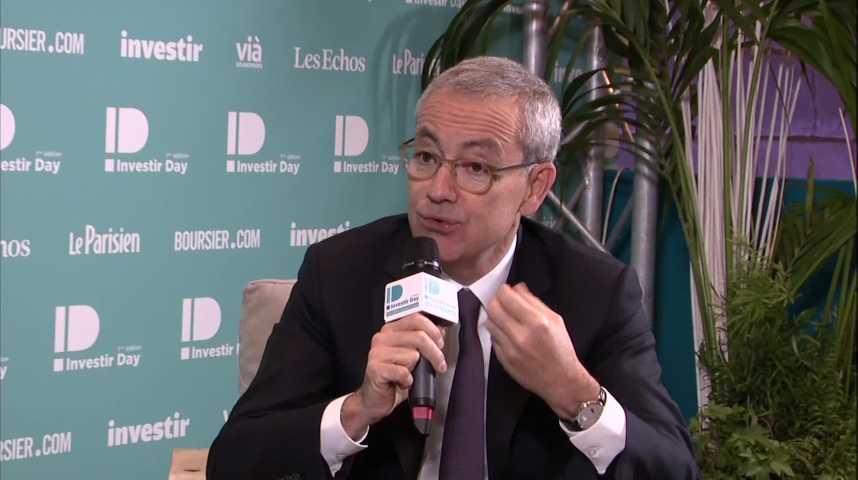 Illustration pour la vidéo Jean-Pierre CLAMADIEU, Président, ENGIE