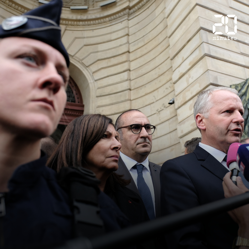 Ce que l'on sait de l'attaque au couteau à la préfecture de Paris qui a fait 5 morts