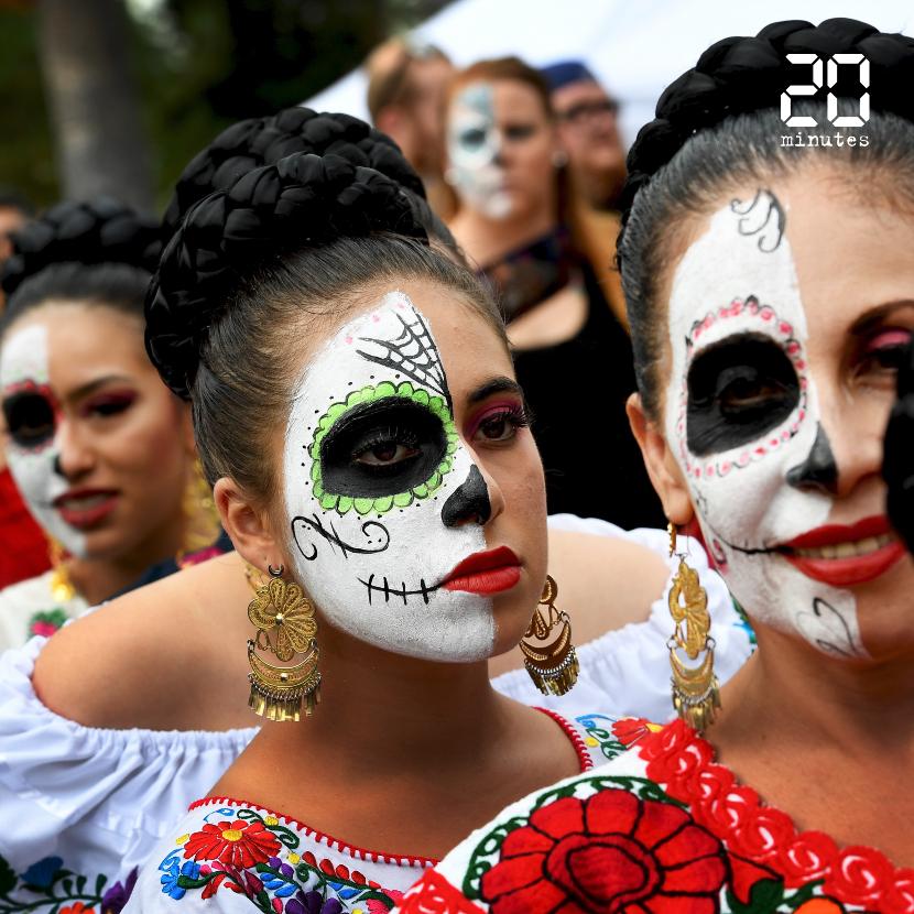 Mexique: C'est quoi au fait la «Fête des morts» ?