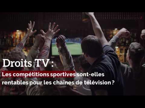 Droits TV : les compétitions sportives sont elles rentables ?