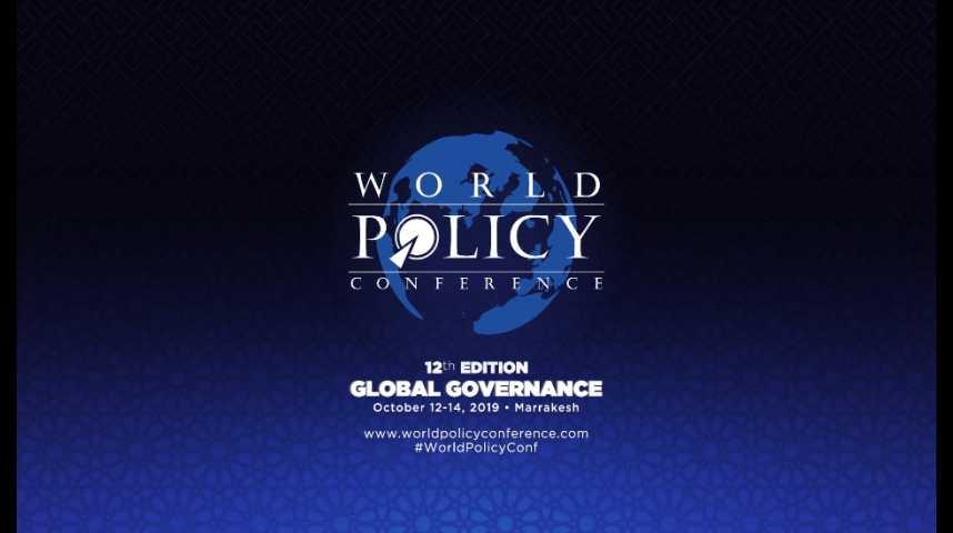 Illustration pour la vidéo La 12e édition de la World Policy Conference s'est ouverte à Marrakech