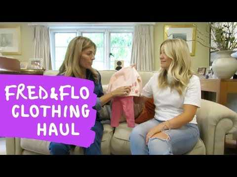 """""""It's only £8?!"""" Made By Mammas' HUGE Baby Clothes Haul From Fred & Flo!"""