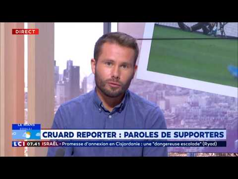 Cruard reporter : Homophobie, paroles de supporters