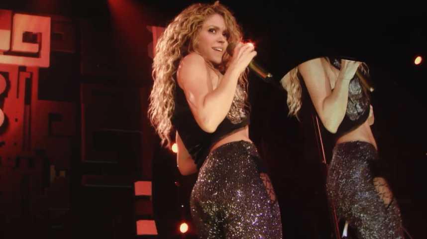 Shakira In Concert : El Dorado World Tour - Bande annonce 1 - VF - (2019)