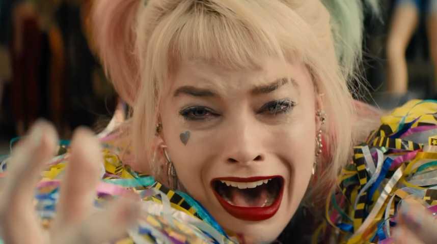 Birds of Prey et la fantabuleuse histoire de Harley Quinn - Bande annonce 1 - VO - (2020)