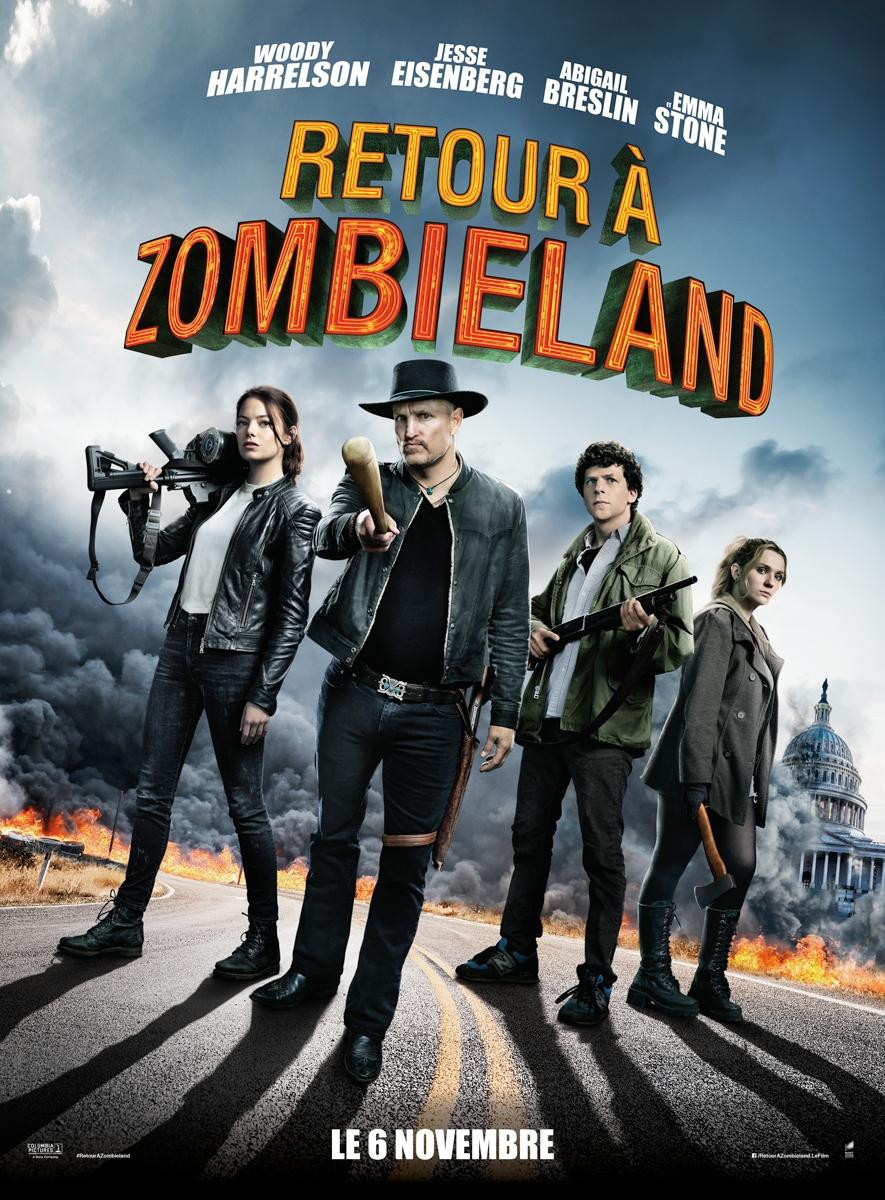 Bande-annonce du film Retour à Zombieland