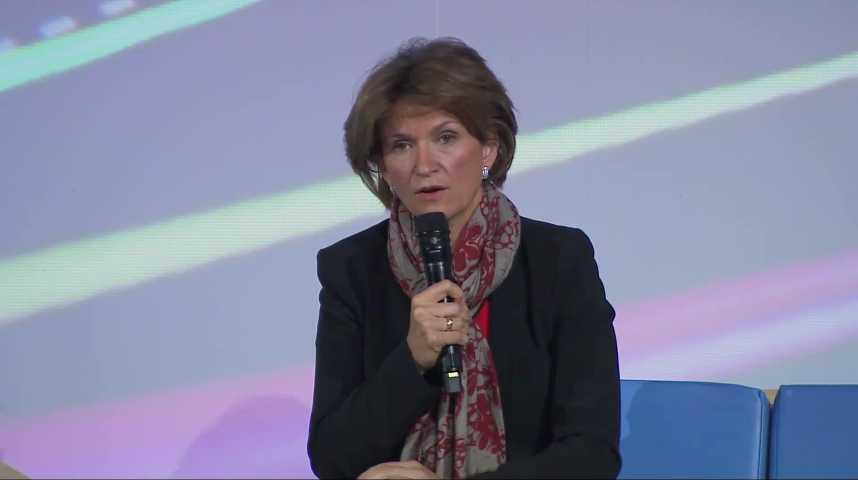 Illustration pour la vidéo Accompagner la transition zéro carbone - Isabelle Kocher, Directeur général, ENGIE