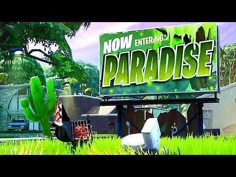 "FORTNITE ""Moisty Palms Rift"" Gameplay Trailer (2019) PS4 / Xbox One / PC"