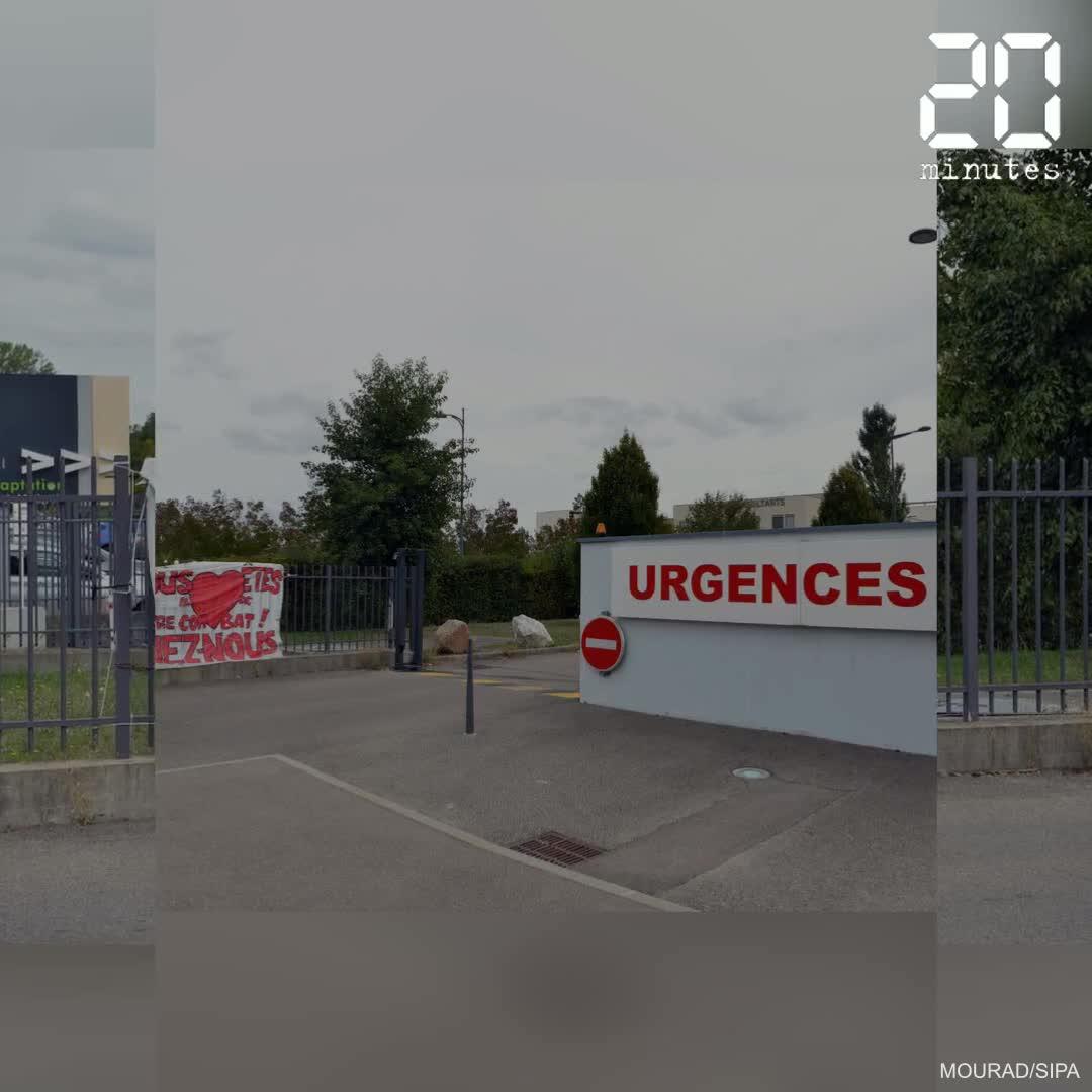 Six mois de grève aux urgences