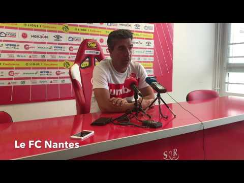 FC Nantes - Stade de Reims : l'avant-match avec David Guion