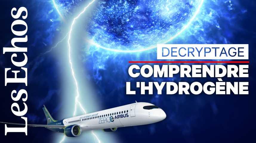 Illustration pour la vidéo L'hydrogène, une révolution pour l'énergie ?