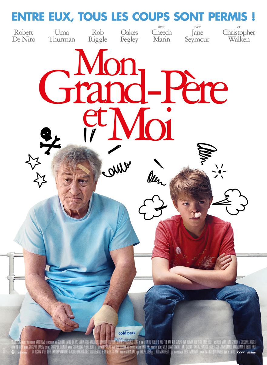 Bande-annonce du film Mon grand-père et moi