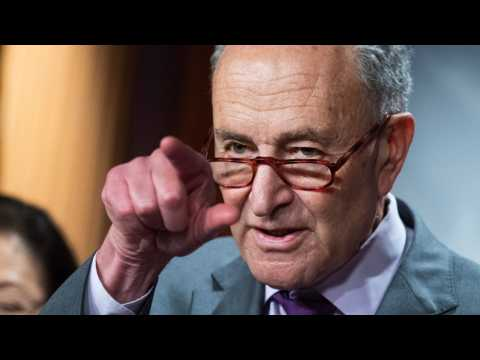 Schumer Calls For Halt Of Supreme Court Justice Hearings After GOP COVID-19 Outbreak
