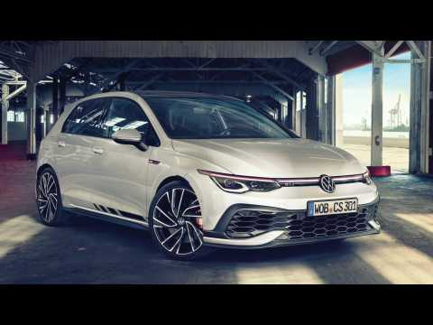 The new Volkswagen Golf GTI Clubsport – World premiere of the 300 PS flagship GTI model