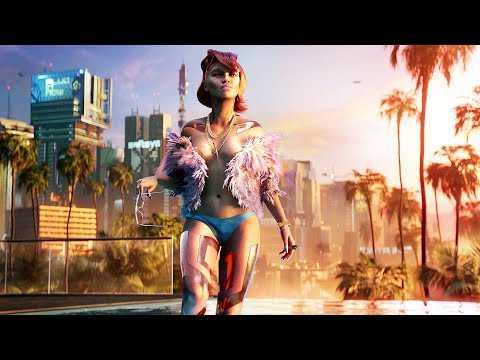 "CYBERPUNK 2077 ""The Diner"" Trailer (4K Ultra HD)"