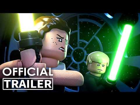 LEGO STAR WARS Holiday Special Trailer (2020) Animation, Disney +