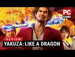 Yakuza: Like a Dragon | PC Gamer Review