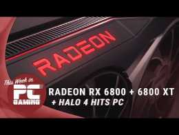 This week in PC gaming: Halo 4 hits PC, AMD Radeon RX 6800 + 6800 XT release