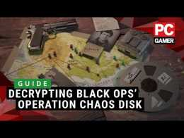 How to decrypt Operation Chaos in Black Ops: Cold War | Guide