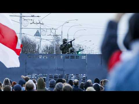 Belarusian opposition leader Tikhanovskaya calls for nationwide strike