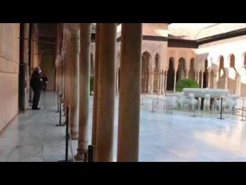 Spain's Alhambra reopens for second time in 2020
