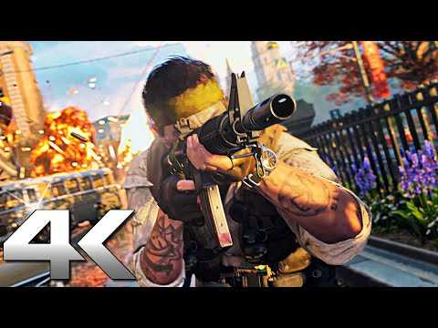 CALL OF DUTY Black Ops Cold War Beta Trailer (4K)