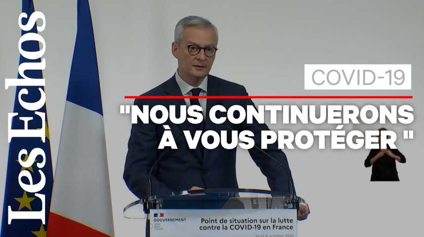 Illustration pour la vidéo Covid-19 : le nouveau coup de pouce de Bercy pour les PME