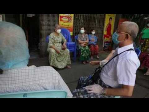 Myanmar casts early vote ahead of November elections