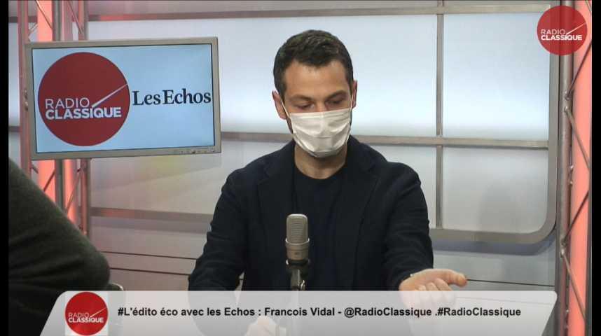 """Illustration pour la vidéo """"Le Medef s'inquiète d'un déclassement structurel de l'Europe"""" (Fabrice Le Saché)"""