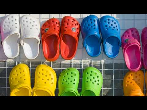 Justin Bieber Launches New Crocs Line