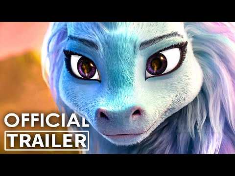RAYA AND THE LAST DRAGON Trailer 3 (Animation, 2021) NEW