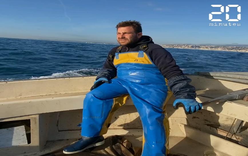 Immersion avec Loïc Barbedette, pêcheur professionnel à Nice depuis quatre ans
